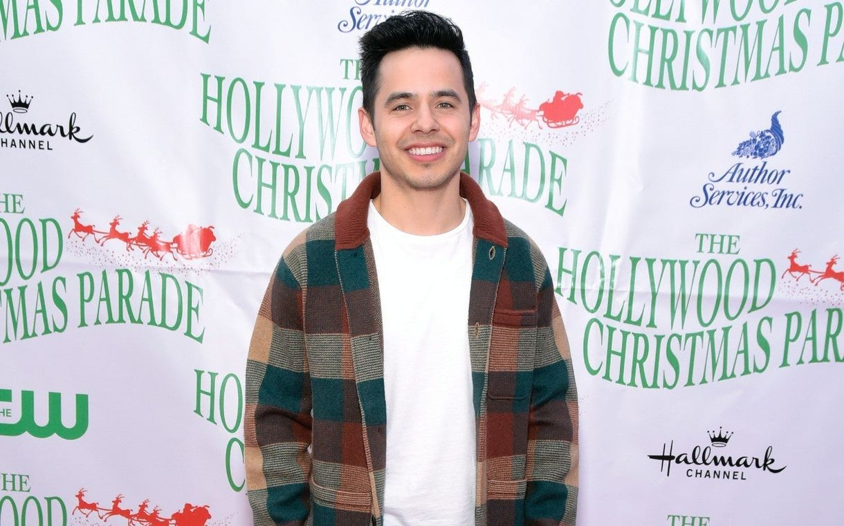 'American Idol' Alum David Archuleta driller nyt album i 2020 midt i 'Winter in the Air' Tour (eksklusivt)